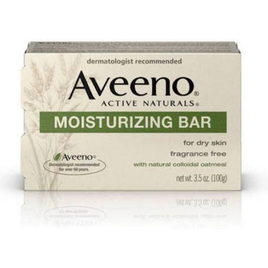 Aveeno Moisturizing Bar for Dry Skin 3.5 oz.