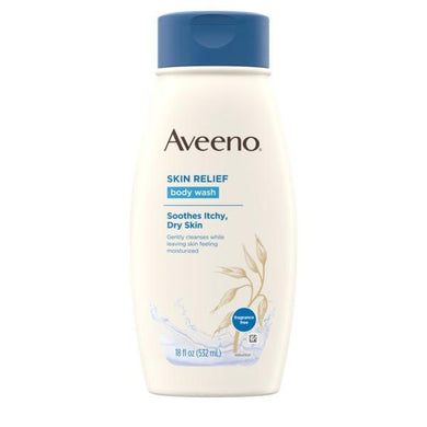 Aveeno Skin Relief Body Wash 18 fl. oz.