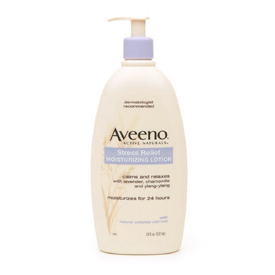 Aveeno Stress Relief Moisturizing Lotion 18 fl. oz.