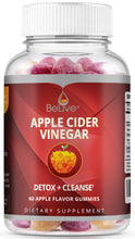 BeLive Apple Cider Vinegar Gummies - 60 Gummies
