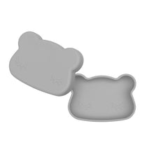 We Might Be Tiny Bear Silicone Snackbox (various colors)