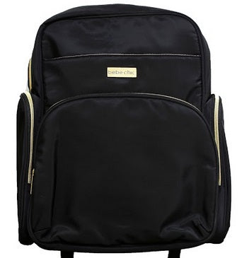 Bebe Chic Robyn Backpack - Black
