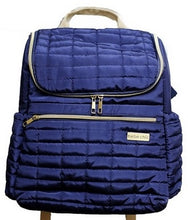 Bebe Chic Perry Backpack - Blue