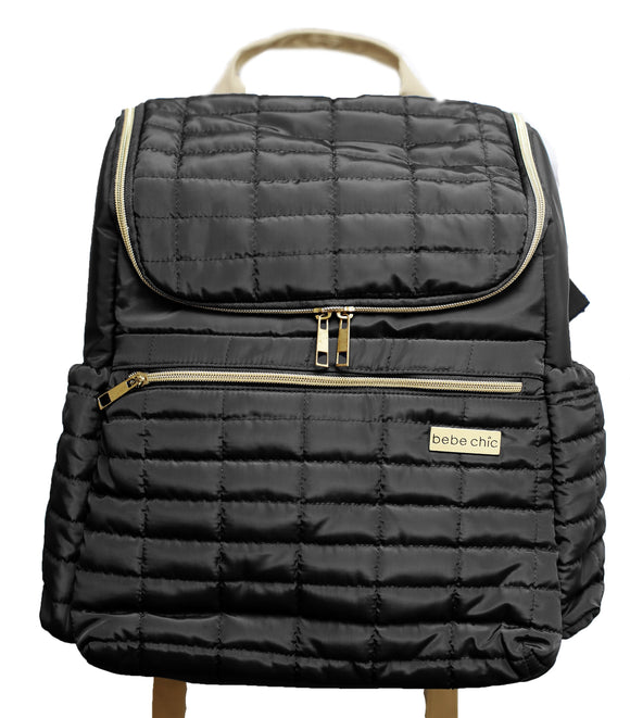 Bebe Chic Perry Backpack - Black