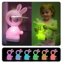 Brother Max Bunny Carry and Hang Nightlight