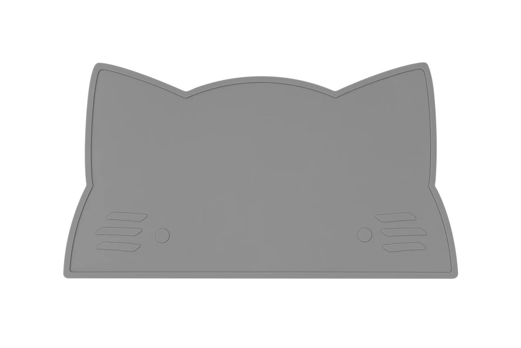 We Might Be Tiny Cat Silicone Placemat (various colors)