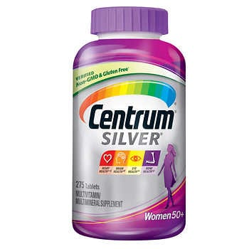 Centrum For Women 50+ - 275 Tablets