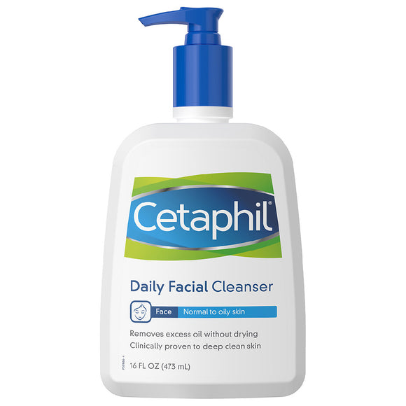 Cetaphil Daily Facial Cleanser 16 fl oz