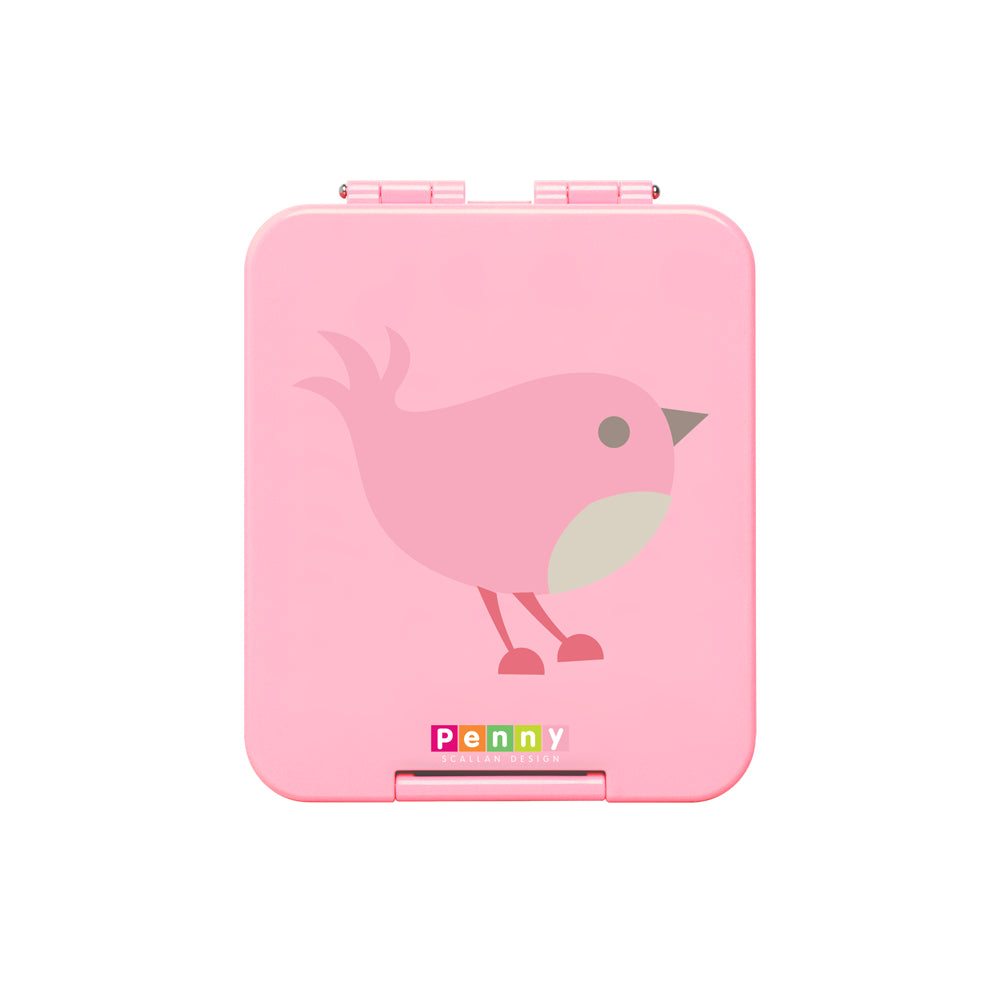 Penny Scallan Mini Bento Box - Chirpy Bird
