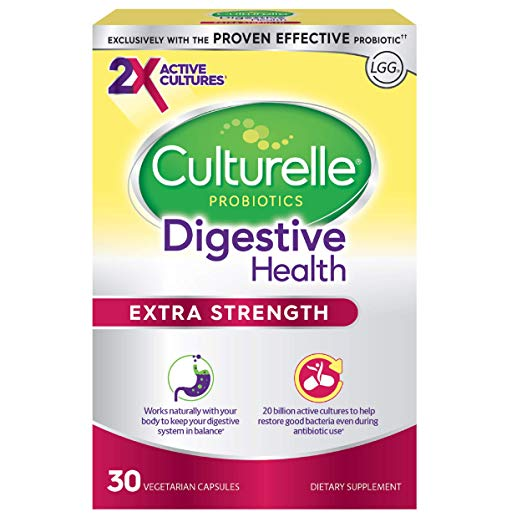 Culturelle Digestive Health Extra Strength 30s