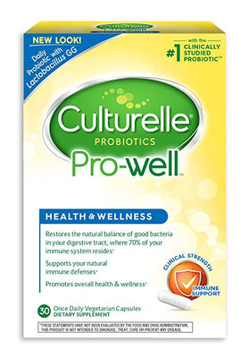 Culturelle Pro-Well Health & Wellness 30s