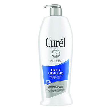 Curel Daily Healing Body Lotion for Dry Skin 20 Ounces