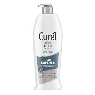 Curel Itch Defense Calming Body Lotion for Dry, Itchy Skin 20 Ounces