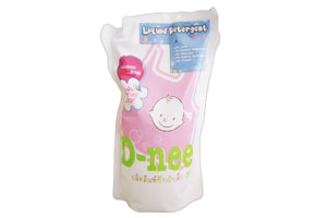 D-Nee Liquid Detergent Pouch 800 mL - Honey Star