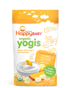 Happy Yogis - Banana Mango