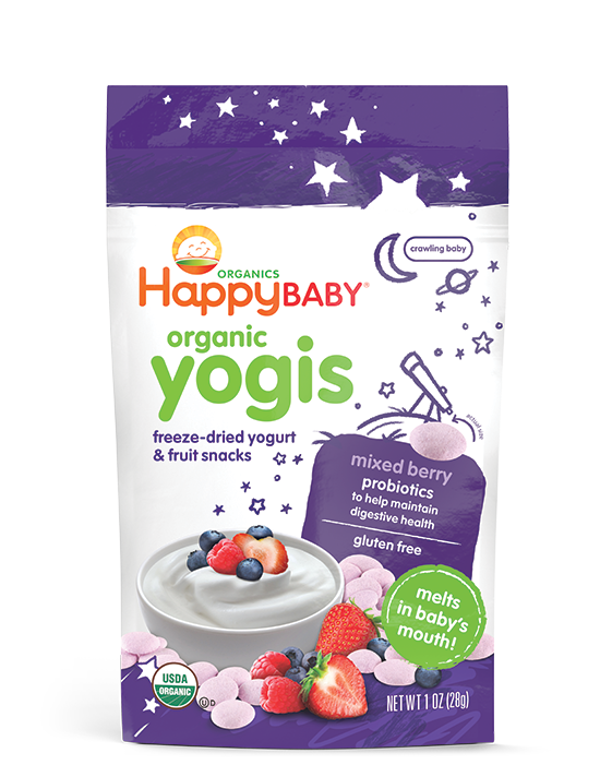 Happy Yogis - Mixed Berry