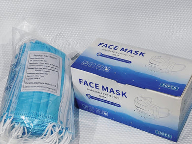 Disposable Face Masks 50's