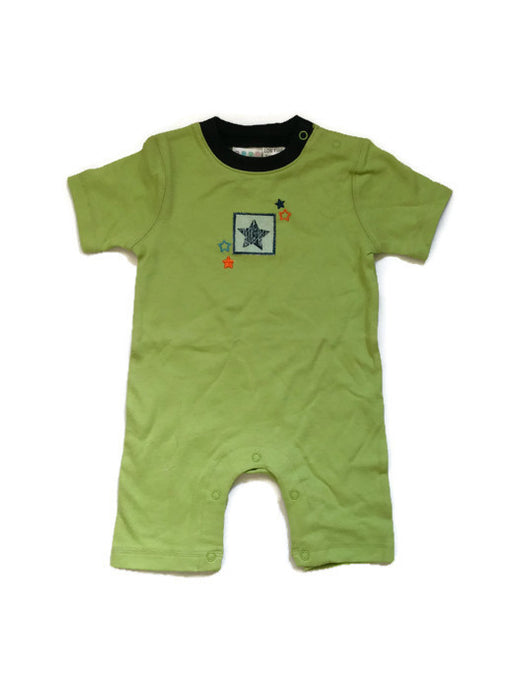 Milk Wear Star Romper - Green