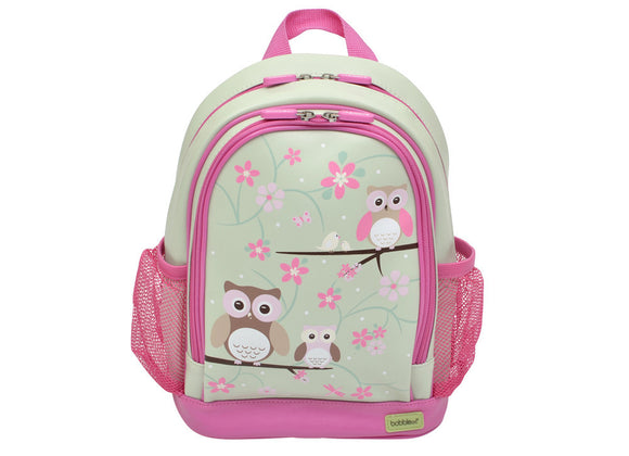 Bobble Art Large Backpack - Owl