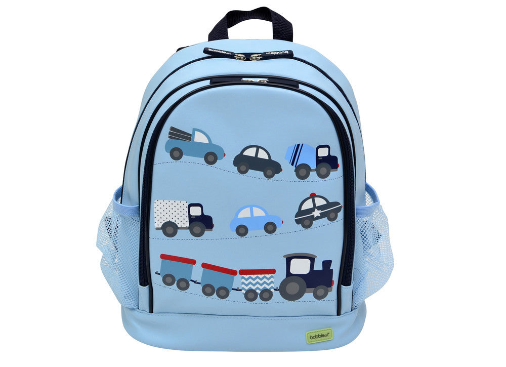 Bobble Art Small Backpack - Cars