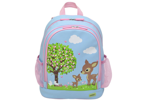 Bobble Art Large Backpack - Woodland Animals