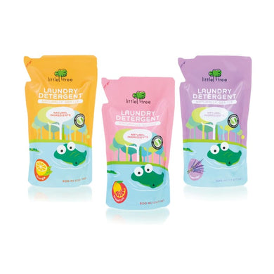 Little Tree Baby Laundry Detergent Refill Pack