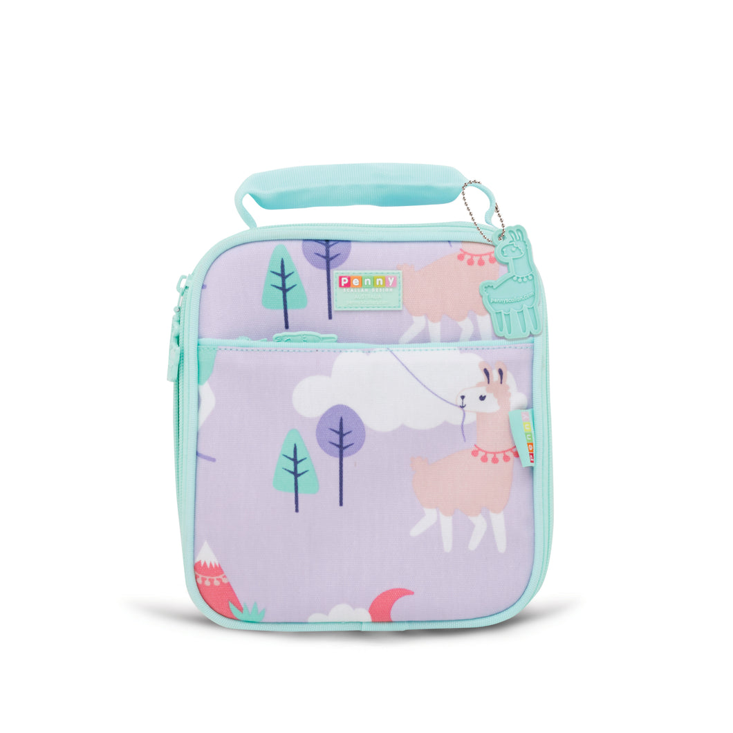 Penny Scallan School Lunch Box  - Loopy Llama