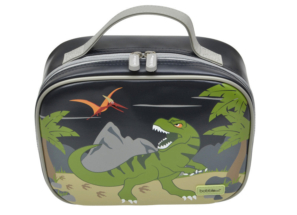 Bobble Art Lunch Bag - Dinosaur