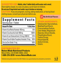 Nature Made Super C Immune Complex  200 Tablets