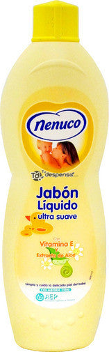 Nenuco Baby Wash 750 ml
