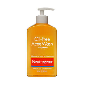 Neutrogena Oil-Free Acne Wash 9.1 oz