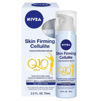 Nivea Q10 Plus Skin Firming Cellulite Serum 2.5 fl oz