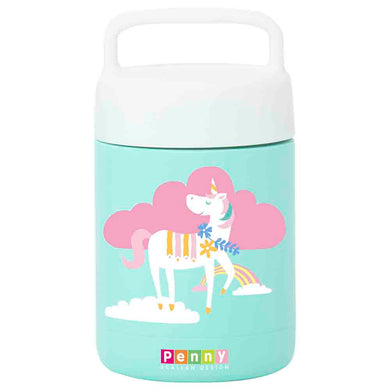 Penny Scallan Thermal Flask Food Jar - Park Life