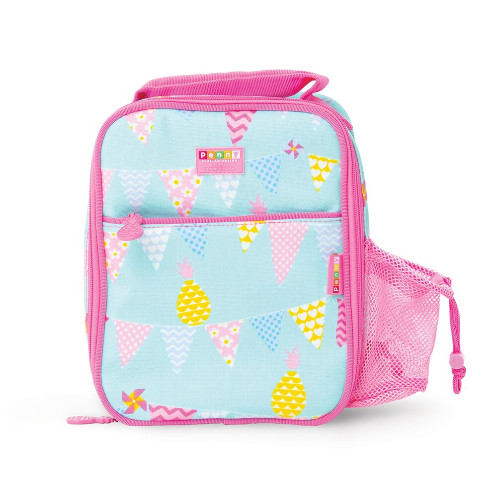 Penny Scallan Bento Cooler Bag - Pineapple Bunting