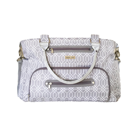 Bebe Chic Soho Gray
