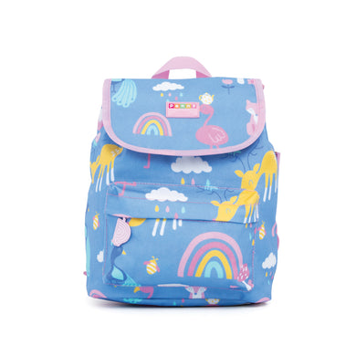 Penny Scallan Top Loader Backpack - Rainbow Days
