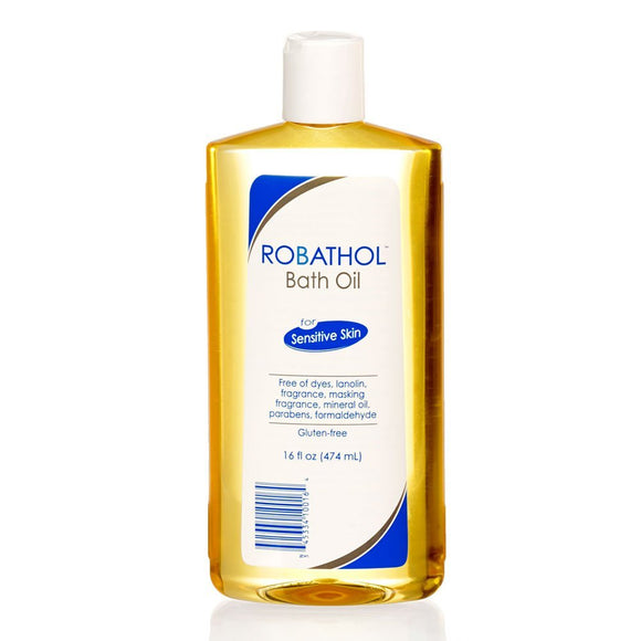 Robathol Bath Oil 16 fl oz