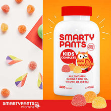 SmartyPants Kids Complete Multivitamin, 180 Gummies