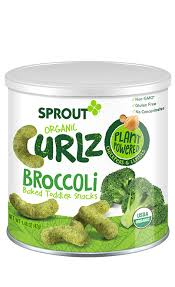 Sprout Curlz - Broccoli