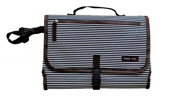 Bebe Chic Cooper Diaper Clutch