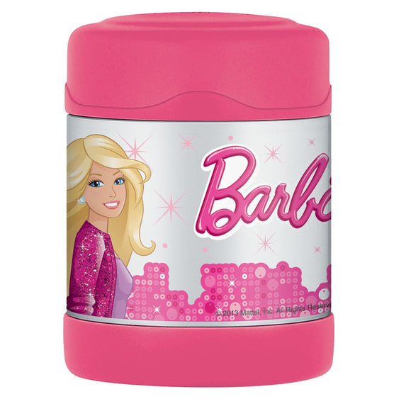 Thermos Funtainer Food Jar - Barbie