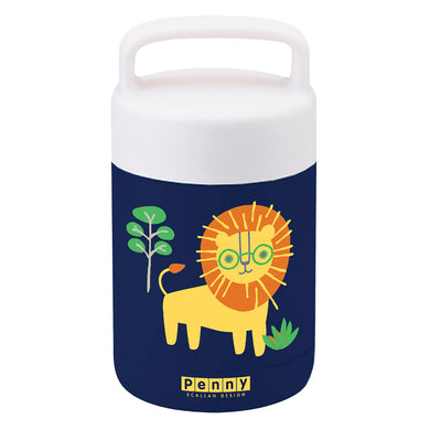Penny Scallan Thermal Flask Food Jar - Wild Thing