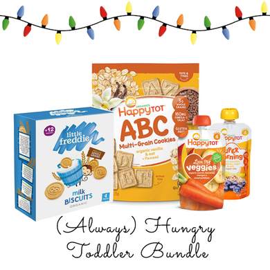 (Always) Hungry Toddler Bundle