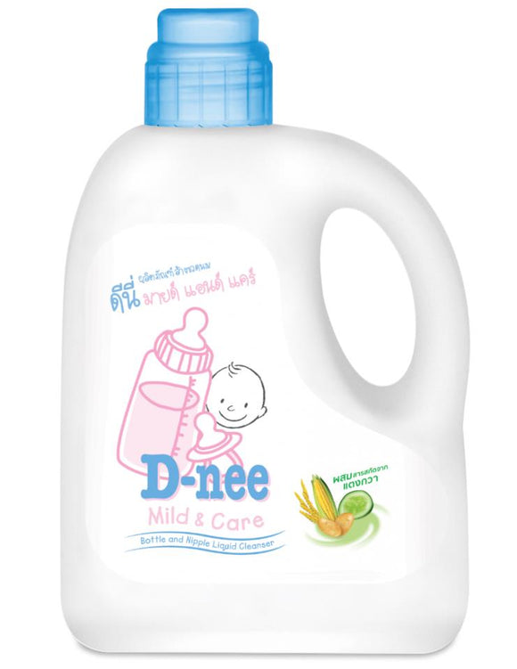 D-Nee Bottle Nipple Cleanser Jug 900mL