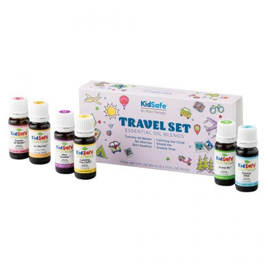 Plant Therapy Travel Kidsafe Oils 10ml