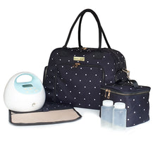 Bebe Chic Stardust Deluxe Breast Pump Bag
