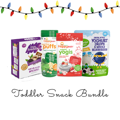 Toddler Snack Bundle
