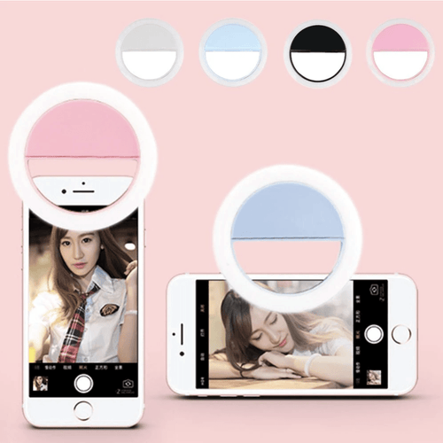 Selflash™ - Selfie flash pour portable