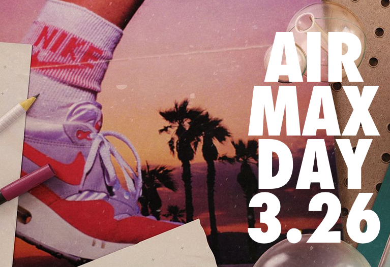 the best attitude de28e 40d72 3.26 | Air Max Day Part I: - Padded Room