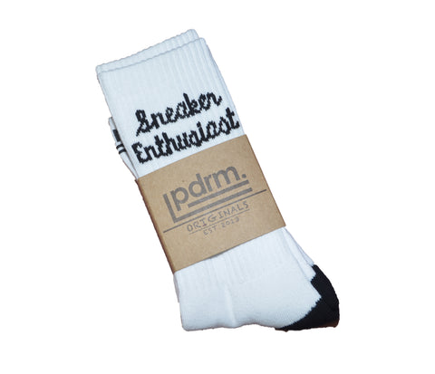 PDRM Sneaker Enthusiast Socks